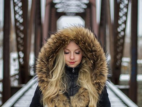 Dámske zimné bundy do mrazov