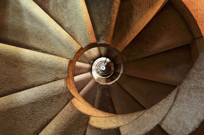 Hranaté lišty na schody
