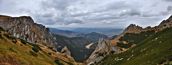 Najnáročnejšie turistické trasy Vysoké Tatry