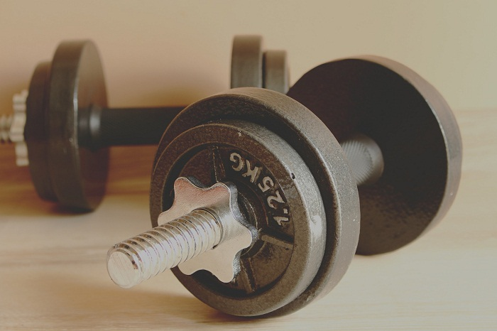 Jednoručky na každý trénink