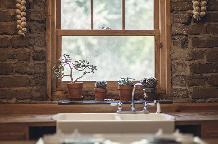 Malé kuchyně v malém bytě